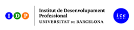 Instituto de Desarrollo Profesional Universitat de Barcelona